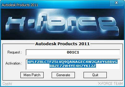 xforce keygen 32bits autocad 2011 free download